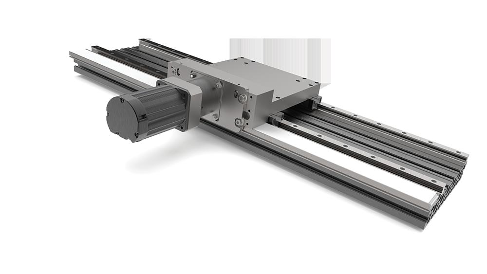 Download ServoBelt™ Linear CAD Models