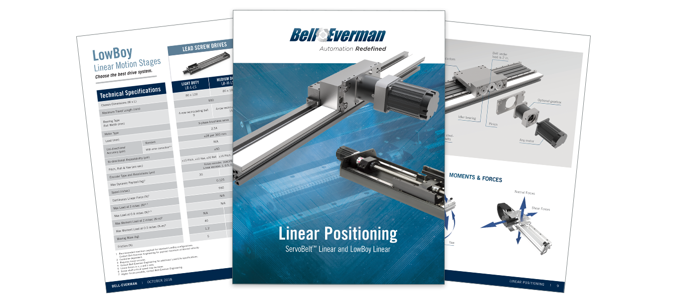 Download Bell-Everman's Linear Motion Engineering Guide