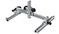 ServoBelt 4-Axis Gantry