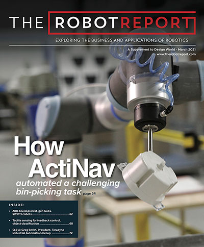 The Robot Report March 2021