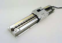 Vacuum Rated Linear Motor