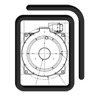 Download ServoBelt Rotary Drawings