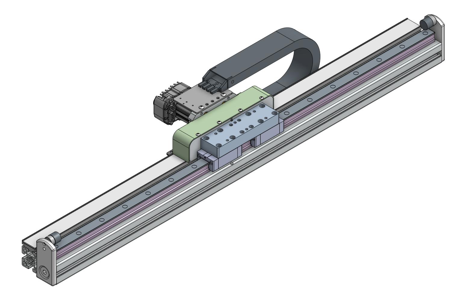 Bell-Everman Linear Travel CNC Heavy Duty